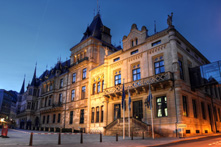 Luxembourg - Grand Ducal Palace