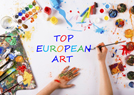Europe Art with Interrail