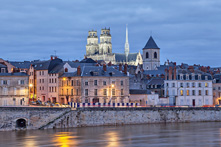 Loire & Orleans - Cathedral