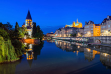 Metz- Night view