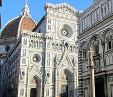 Interrail Italy-Florence history